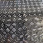 5754铝镁合金五条筋花纹铝板