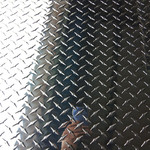 指針合金花紋鋁板防滑性能