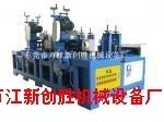 方管磨砂機  方管自動磨砂機