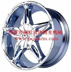 磨粒流體拋光機用於輪轂拋光