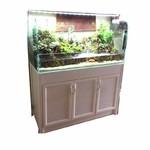 全铝家居鱼缸柜,橱柜铝型材成品