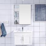 全鋁洗衣機櫃太空鋁吊櫃衛浴櫃型材