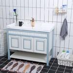 合肥全鋁家居浴室櫃陽臺櫃鋁型材廠