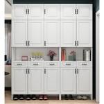 环保全铝家具衣柜橱柜吊柜铝材厂