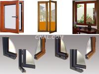 山东 济南 铝木复合型材