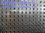 冲孔铝板加工 合金铝板 幕墙铝板