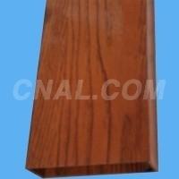 供应木纹铝方管 各种铝型材