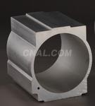 供應氣缸管鋁型材,硬度高