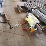 起重机钢结构焊接预热设备