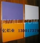 涂层铝板 彩色铝板的型号