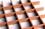 格栅铝方管隔断铝材天花吊顶材料