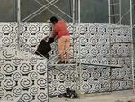 氟碳噴涂雕花鏤空鋁單板生產批發