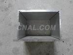 供应6063合金铝管 铝方管