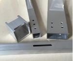 100*80*5mm大口徑鋁方通