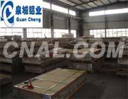 5083铝板 超厚铝板 出口铝板