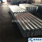 3003铝瓦楞板/3003彩铝瓦