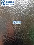 0.5mm桔皮铝卷 橘皮铝板