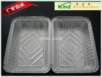 铝箔容器 航空铝箔餐盒 锡箔纸定做