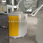 大量生產 熔鋁爐機器 坩堝式保溫爐