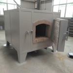 电阻炉工厂 75kw箱式热处理电阻炉