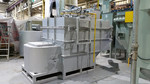 1000KG燃氣爐 鋁合金熔解保溫爐
