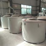 HXGR3-500型 坩堝式電加熱熔化爐