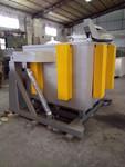 500公斤坩埚燃气炉 燃气熔铜炉