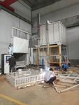 鋁輪轂鑄件快速固溶爐 快速固溶爐