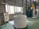 保溫爐 熔鋁電爐 電加熱坩堝溶解爐