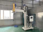 坩埚炉精炼机 移动式铝液精炼机