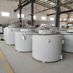 燃氣式坩堝熔鋁爐 鋁錠熔化爐