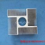供应散热器铝型材 散热器型材加工