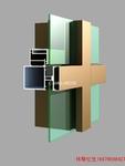 供应幕墙型材 门窗型材 建筑型材