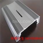 厂家直销散热器型材  工业铝型材