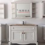 全铝卫浴柜材料批发铝酒柜型材厂家