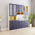 批發全鋁家具型材全鋁櫃子衣櫃櫥櫃
