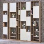 定制鞋柜仿木纹家具铝合金铝型材
