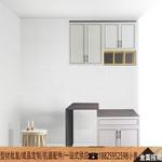 家居全铝阳台柜定制铝合金家具型材