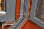 鋁木復合型材門窗實木門