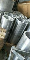 铝合金挤压型材 矩形铝扁管