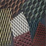 鋁板網廠家供應粉末噴涂鋁板網