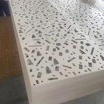 衝孔鏤空鋁單板定做