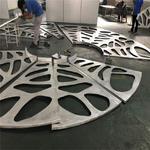孝感木纹铝板天花-园林工程定制