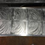洛陽繪彩鋁板吊頂-美術館工程