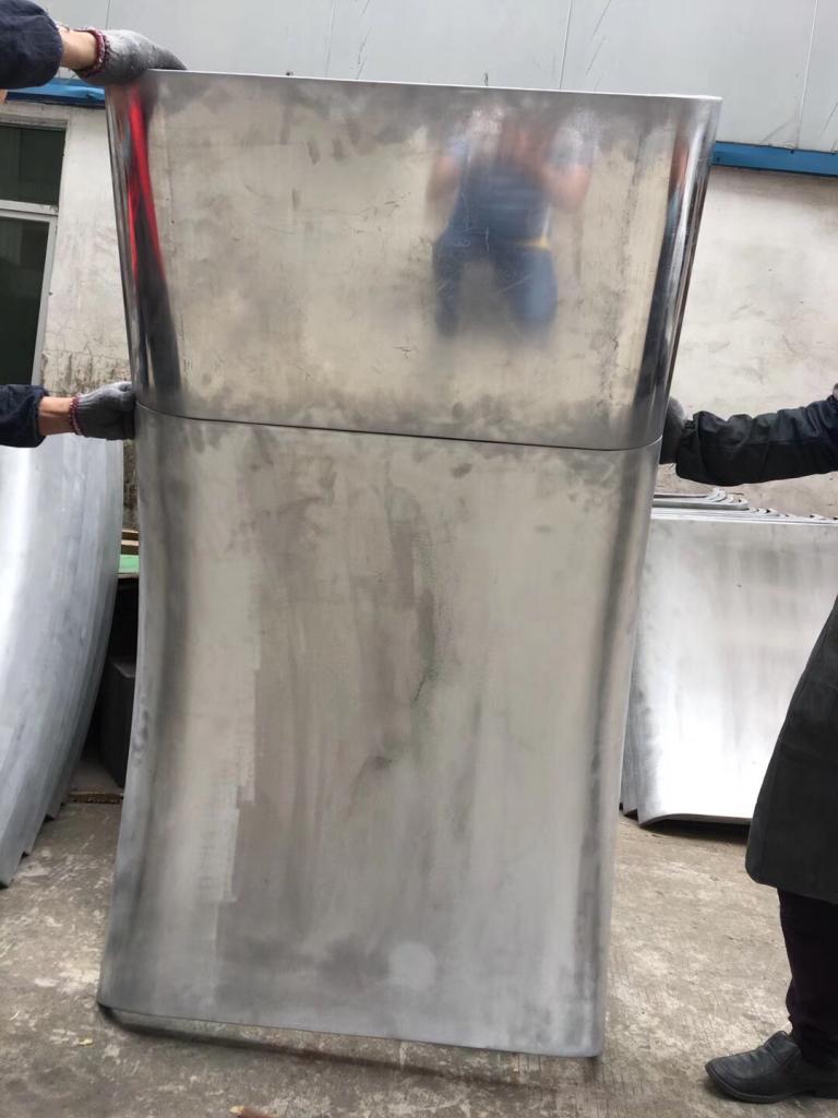 廣東吊頂雙曲鋁單板 瑞櫚定制直供