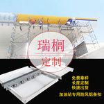 大型商場鋁管圍欄定制-歡迎致電廠家