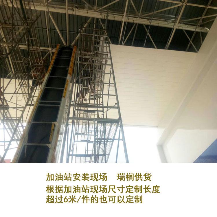 小區木紋鋁幕�朁w做定制-歡迎致電廠家