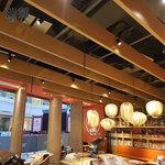 吉林售楼中心艺术垂片铝单板吊顶-瑞榈定制