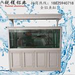 全铝家具鱼缸型材 仿木纹鱼缸铝材