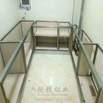 佛山铝合金橱柜铝材瓷砖柜体铝材